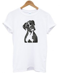 Trendy Dog Mama T Shirt