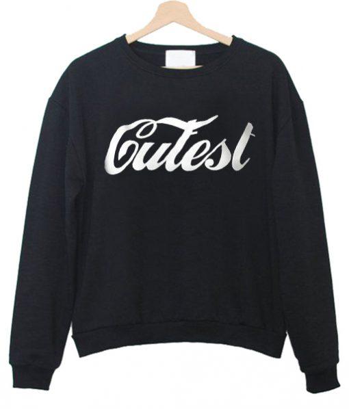 Cutest Sweatshirt