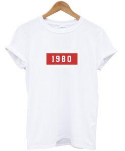 1980 Generation T shirt