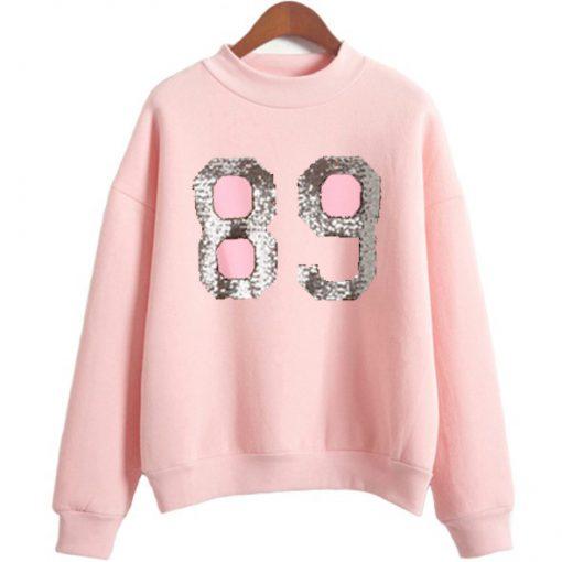 89 Sweatshirt and Hoodie