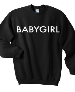 BABY GIRL SWEET SHIRT