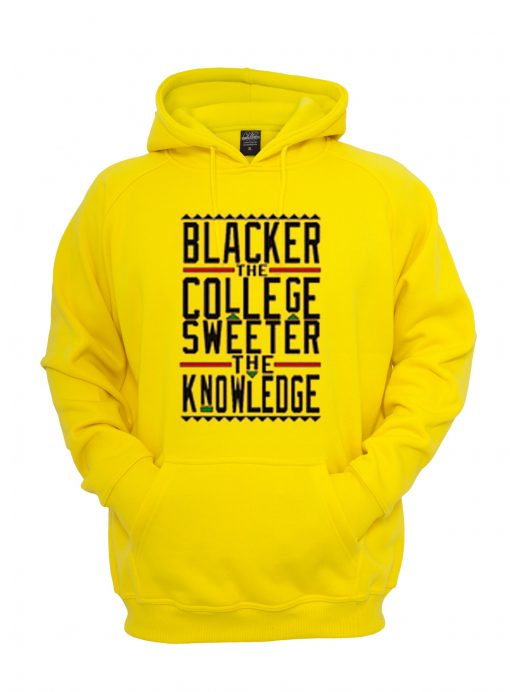 BLACKER THE COLLEGE HOODIE