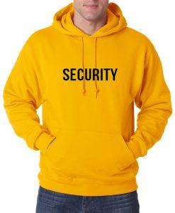 SECURITY hoodie