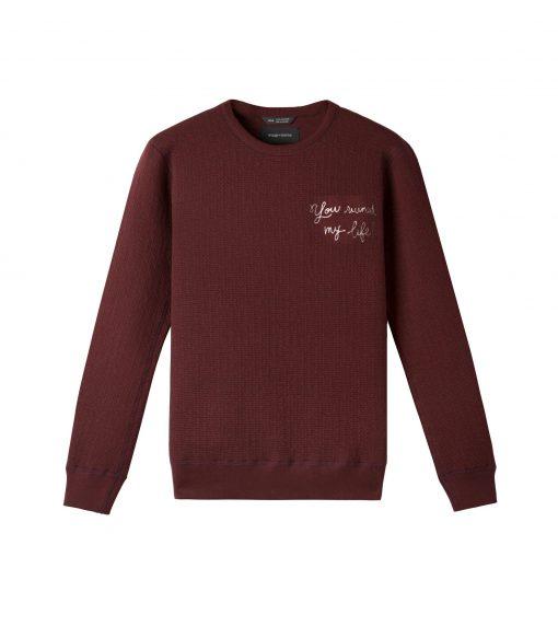 'You ruined my life!' sweatshirt