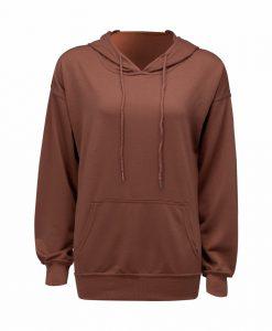 brown1 hoodie