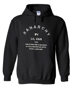 x anarchy hoodies