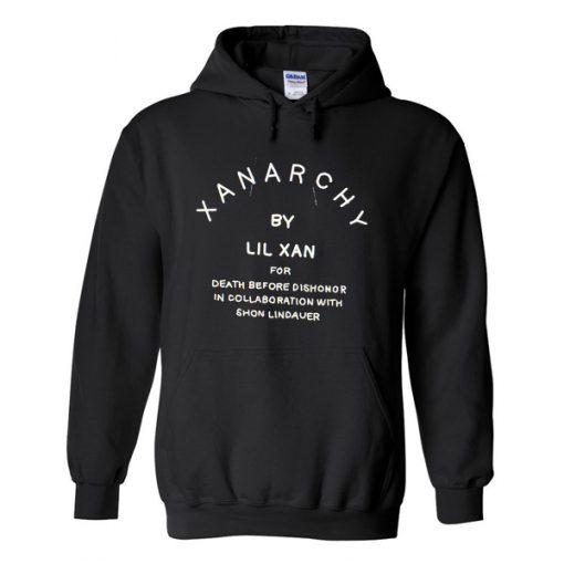 x anarchy hoodies