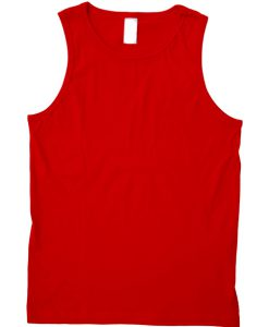 Blank Red Tank top