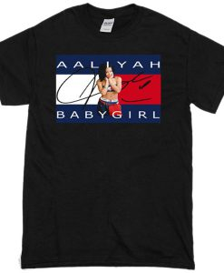 Aaliyah Babygirl T Shirt