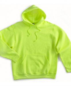 Blank Green Hoodie