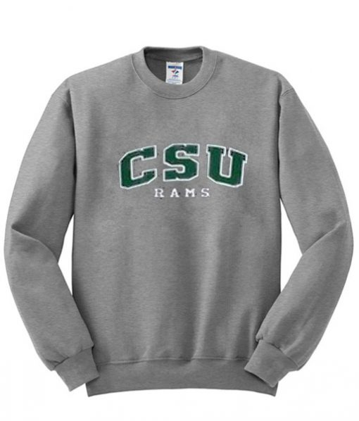 CSU Rams Dark Grey Sweatshirts