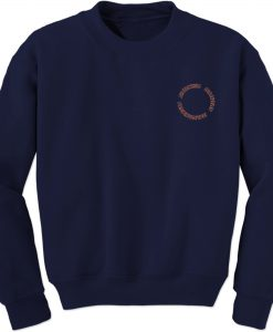 Shadow Hill USA Navy Blue Sweatshirt