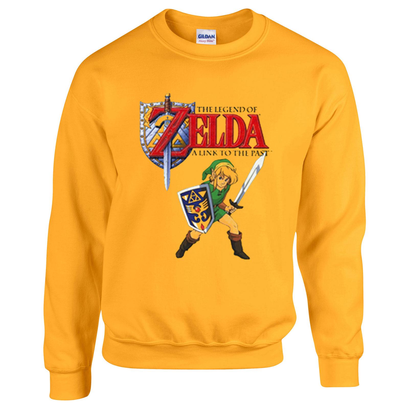 cbbe5e3c4 The Legend Of Zelda A Link To The Past Sweatshirt