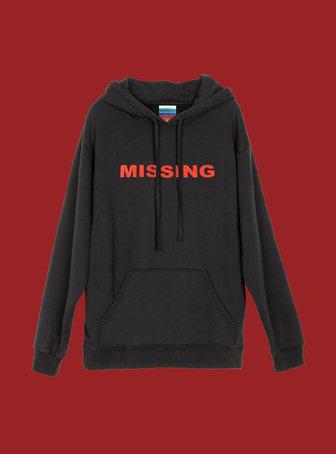 Missing Hoodie