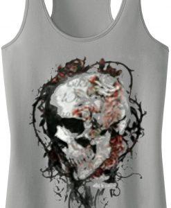 Skull Art Tanktop