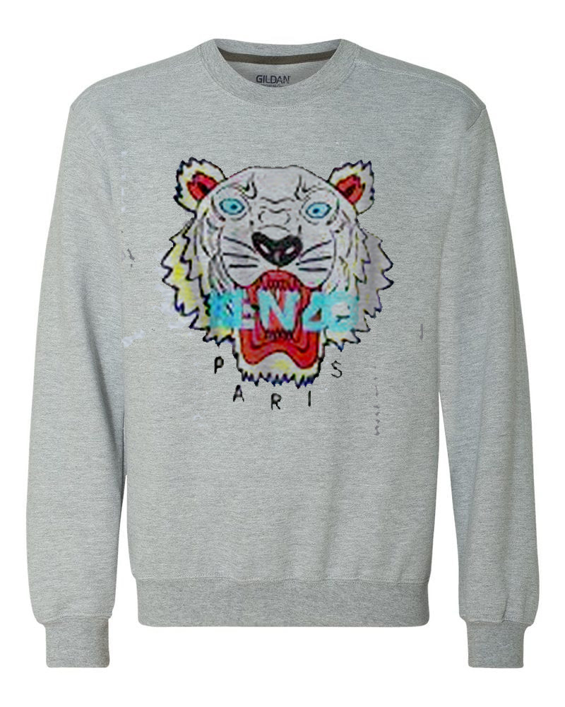46d1e706f Kenzo paris tiger Sweater and Hoodie - outfitoftheday