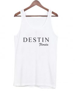 destin florida tanktop