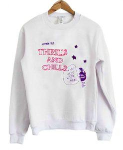 Astrowold Thrills And Chills Sweatshirt