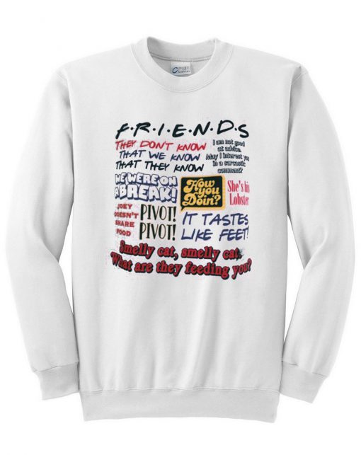 Friends-Sweatshirt
