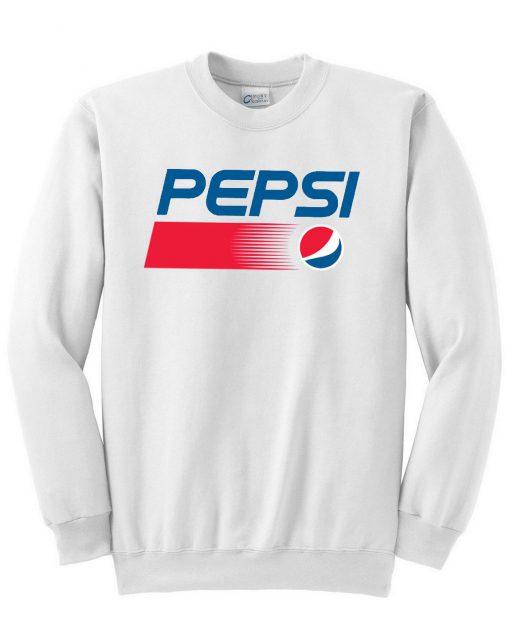 Pepsi Logo Sweatshirt