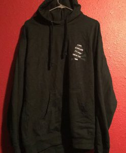 Anti Social Social Club x Mastermind Japan Fuck everyone it's just you in the end Hoodie