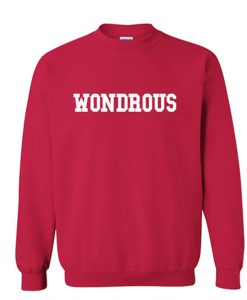 Wondrous Sweatshirt
