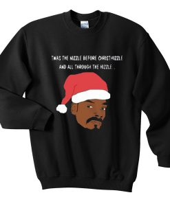 Snoop Dogg Christmas Sweatshirt