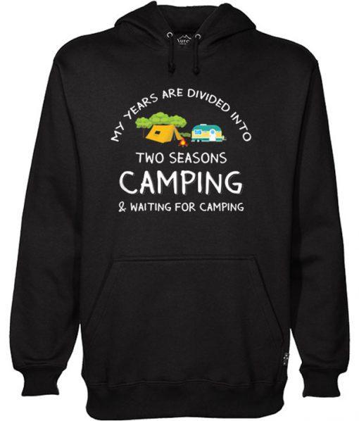 Camping Season Hoodie