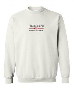 Plum Island Massachusetts Sweatshirt