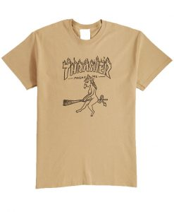 Thrasher Witch T Shirt