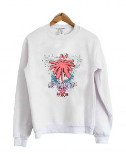 White Coconut Sweatshirt