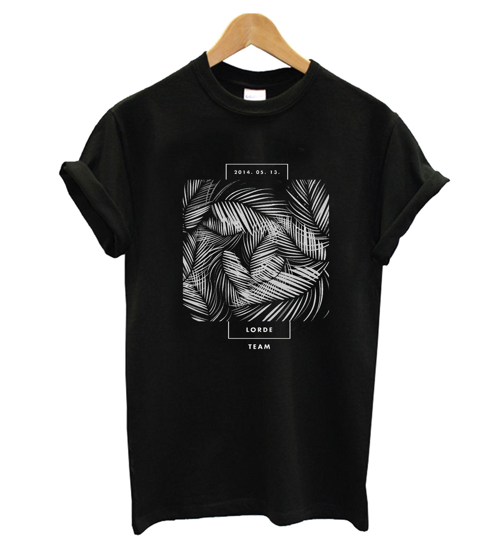 Lorde Team T-Shirt