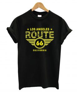 Los Angeles Route T-Shirt