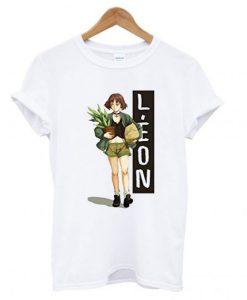 ZIYUAN Leon The Professional Natalie Portman T-Shirt
