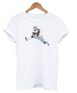 Zeke Leap Art Print T-Shirt