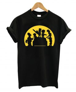 Zombies Battle T-Shirt
