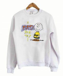 A Bad Hair Day Sweatshirt