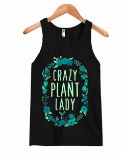 Crazy Plant Lady Tanktop