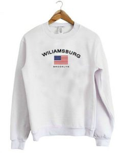 Wiliamsburg Brooklyn Sweatshirt