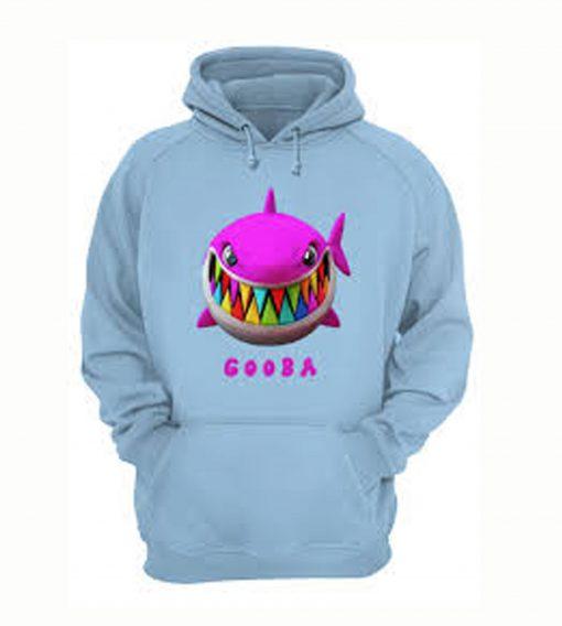 69 Shark Gooba Hoodie